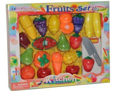 Alltoys Krájecí ovoce 30 ks