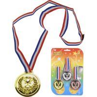Alltoys Medaile plastové sada