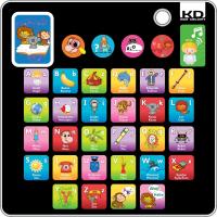 Tech-Too 400035 - Můj první dvojjazyčný tablet 2