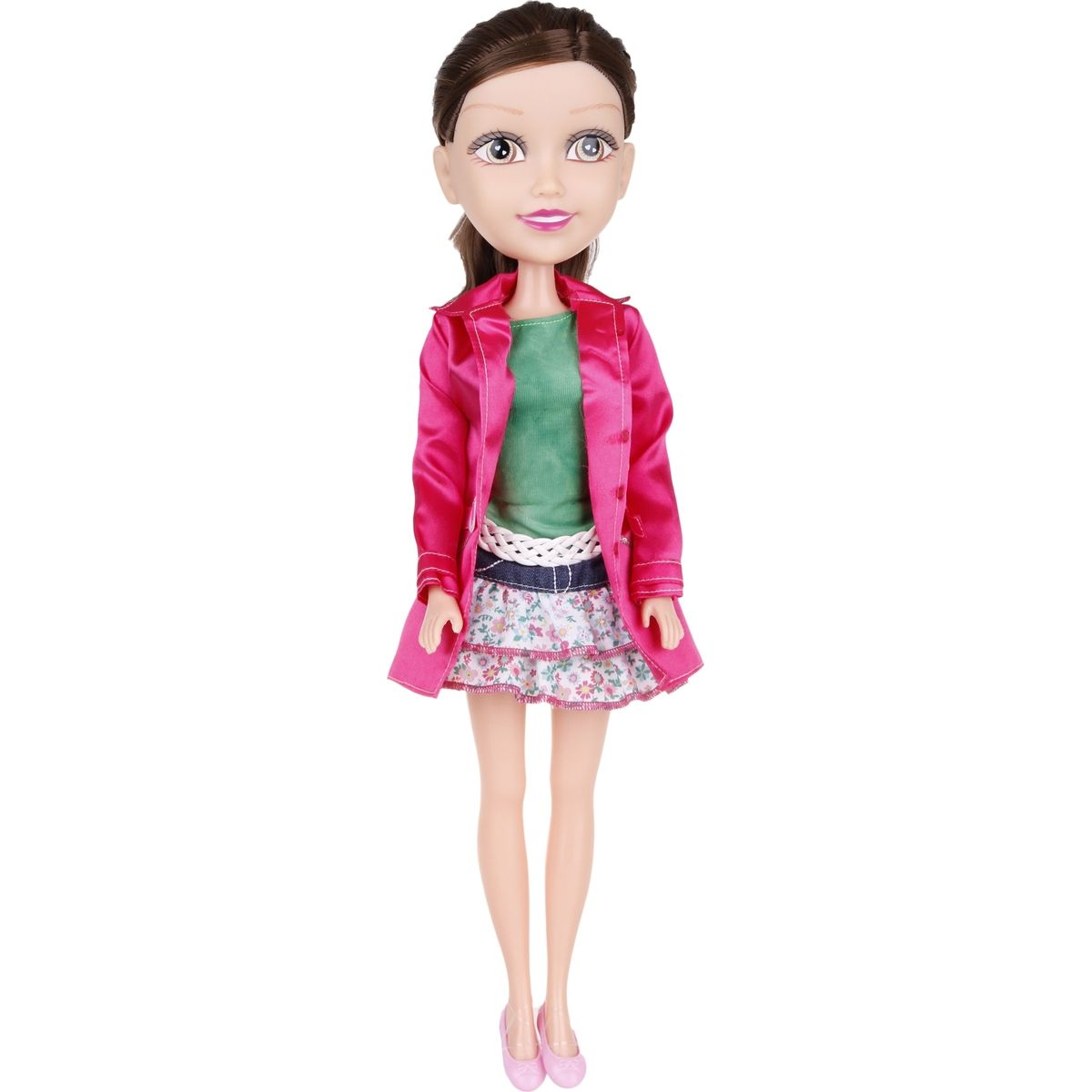 Alltoys Panenka Sparkle Girlz Fashion - Květinová sukně