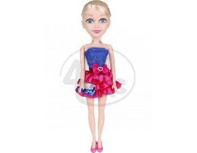 Alltoys Panenka Sparkle Girlz Fashion - Růžová sukně