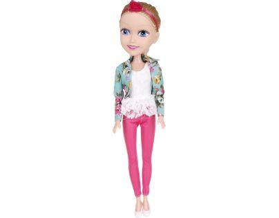 Alltoys Panenka Sparkle Girlz Fashion - Růžové kalhoty