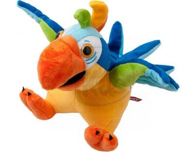 Papoušek Oskar (ALLTOYS 400058)