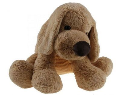 Alltoys Plyšový sedící pes 60 cm