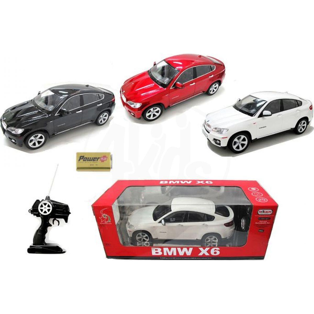 Alltoys RC auto BMW X6 1:12 - červený