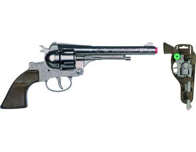 Alltoys Revolver kovbojský 12 ran