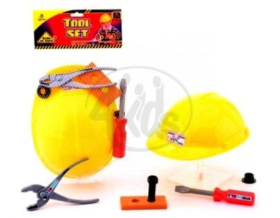 Alltoys Sada helma s nářadím