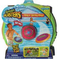 Alltoys Splash Blaster vodní bomba a 2 létající disky 5