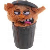 Stinky Plyšák z popelnice 12 cm - Hnědá