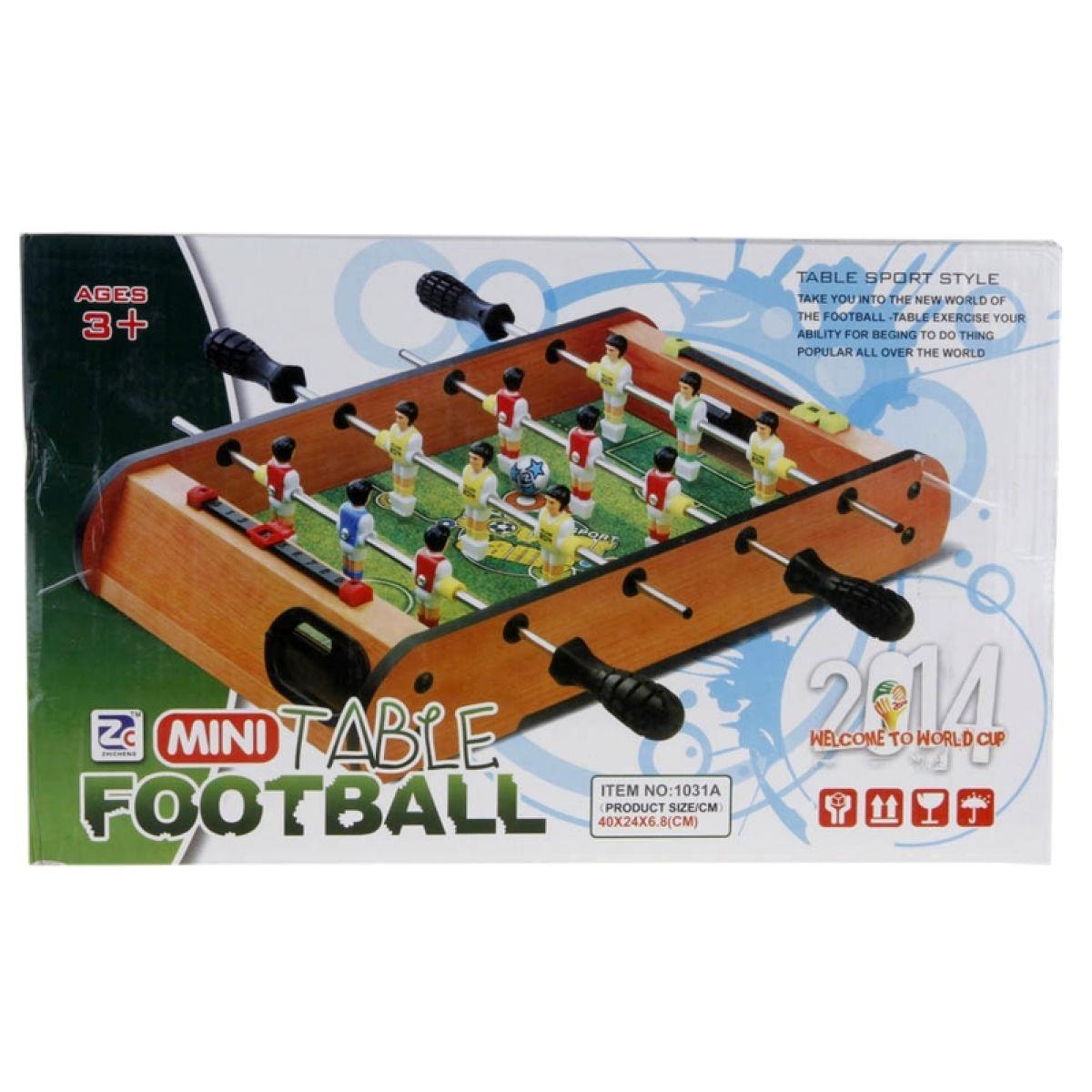 Alltoys Stolní fotbal 40 x 24 x 6,8 cm