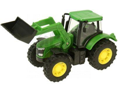 Alltoys Teamsterz Traktor - Zelená