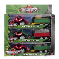 Alltoys Teamsterz traktor s valníkem 1:35
