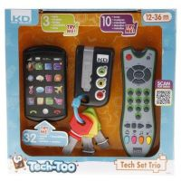 Alltoys Trio set Tech Too Klíče s ovladačem a telefonem 2