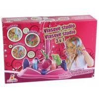 ALLTOYS 400020 - Vlasové studio 3v1