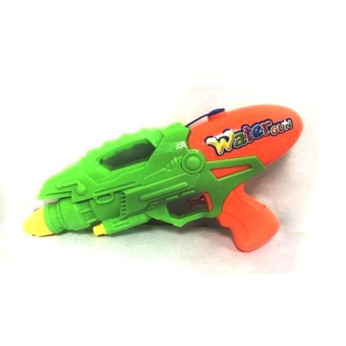 Alltoys Vodní pistole 29 cm Zeleno-oranžová