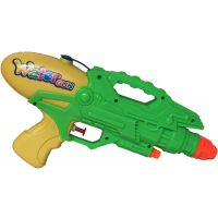 Alltoys Vodní pistole 29 cm Zeleno-žlutá