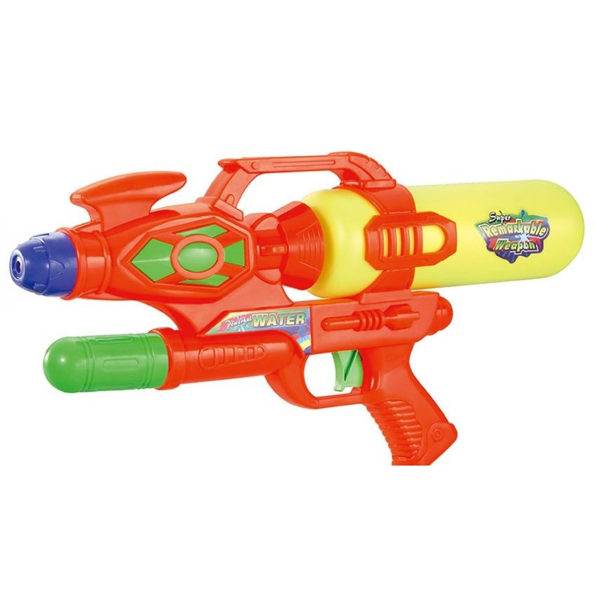 Alltoys Vodní pistole 42 cm oranžová
