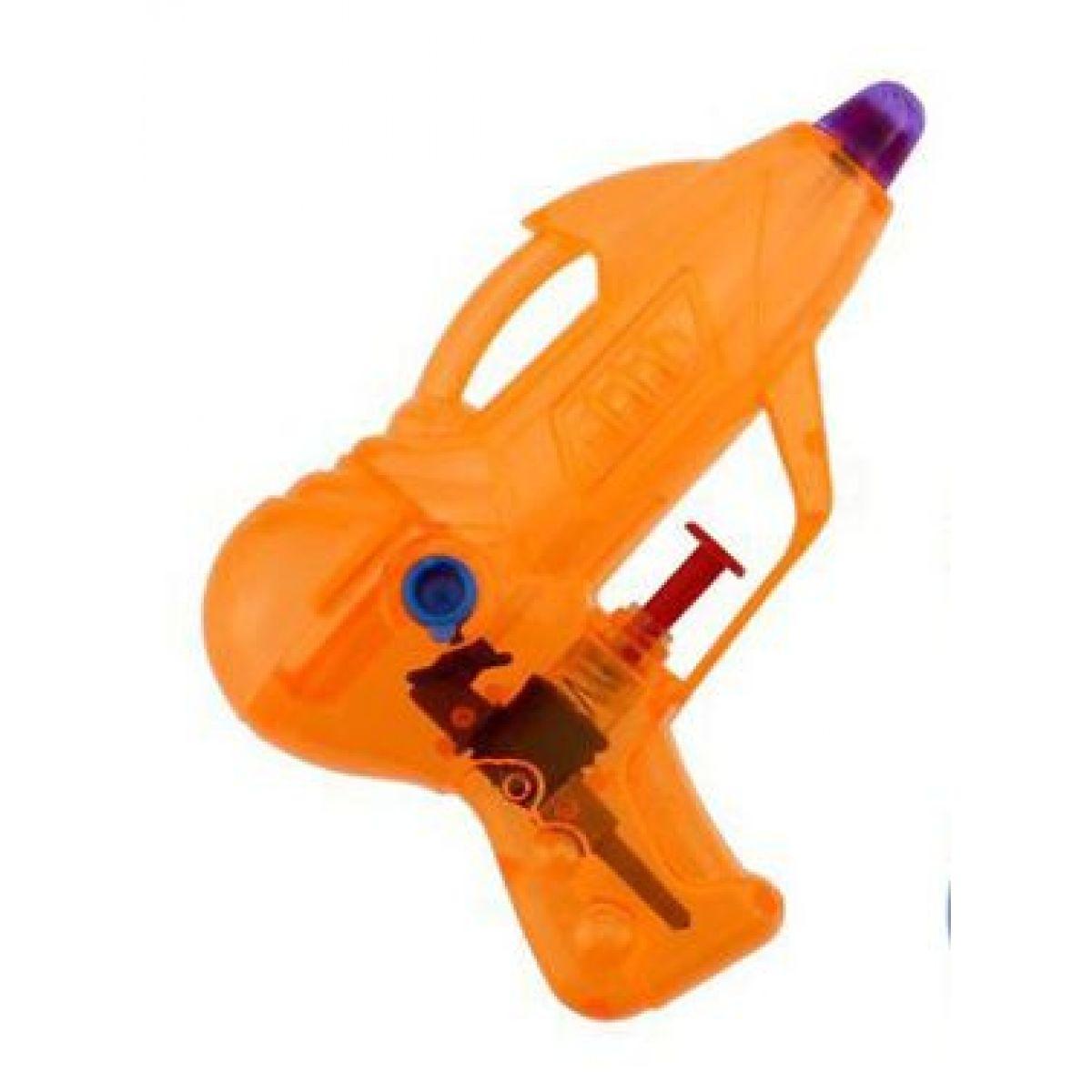 Alltoys Vodní pistolka 13 cm Oranžová