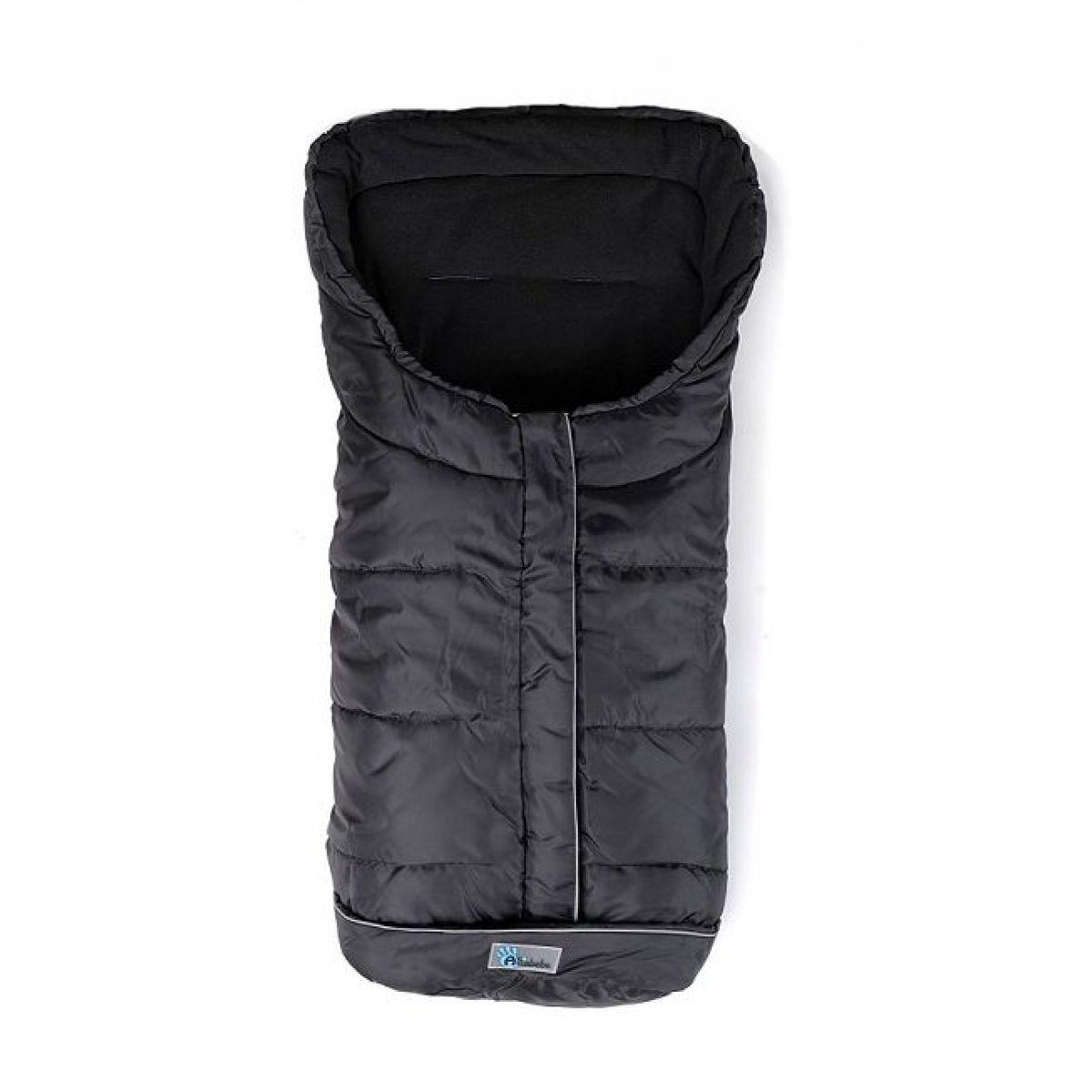 Altabébé Fusak zimní Easy Lux černo černý