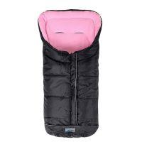 Altabébé Fusak zimní Easy Lux černo růžový