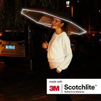 Altima Reflexní deštník černý 3