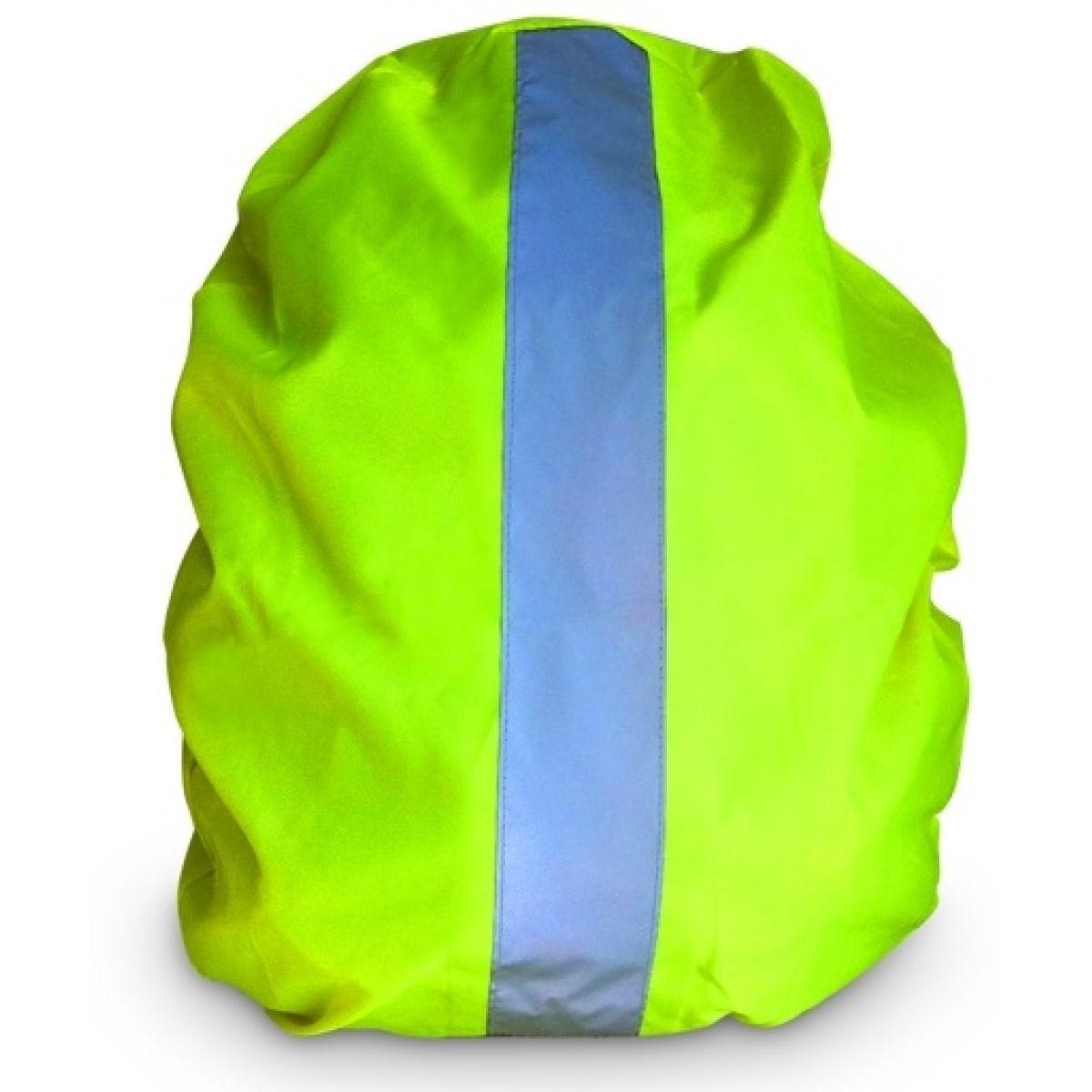 Altima Reflexní potah na batohy Žlutá