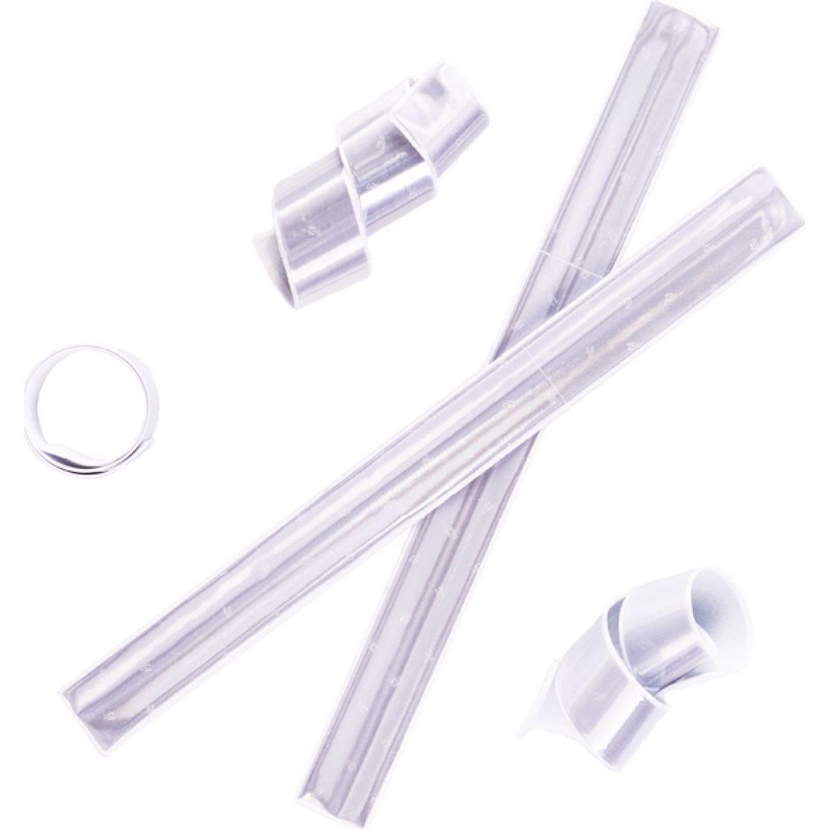 Altima Reflexní samonavíjecí páska - Bílá