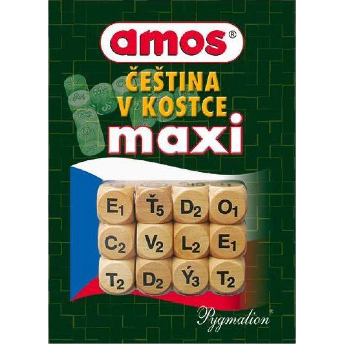 Amos Čeština v kostce Maxi