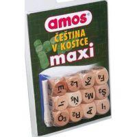 Amos Čeština v kostce Maxi 4