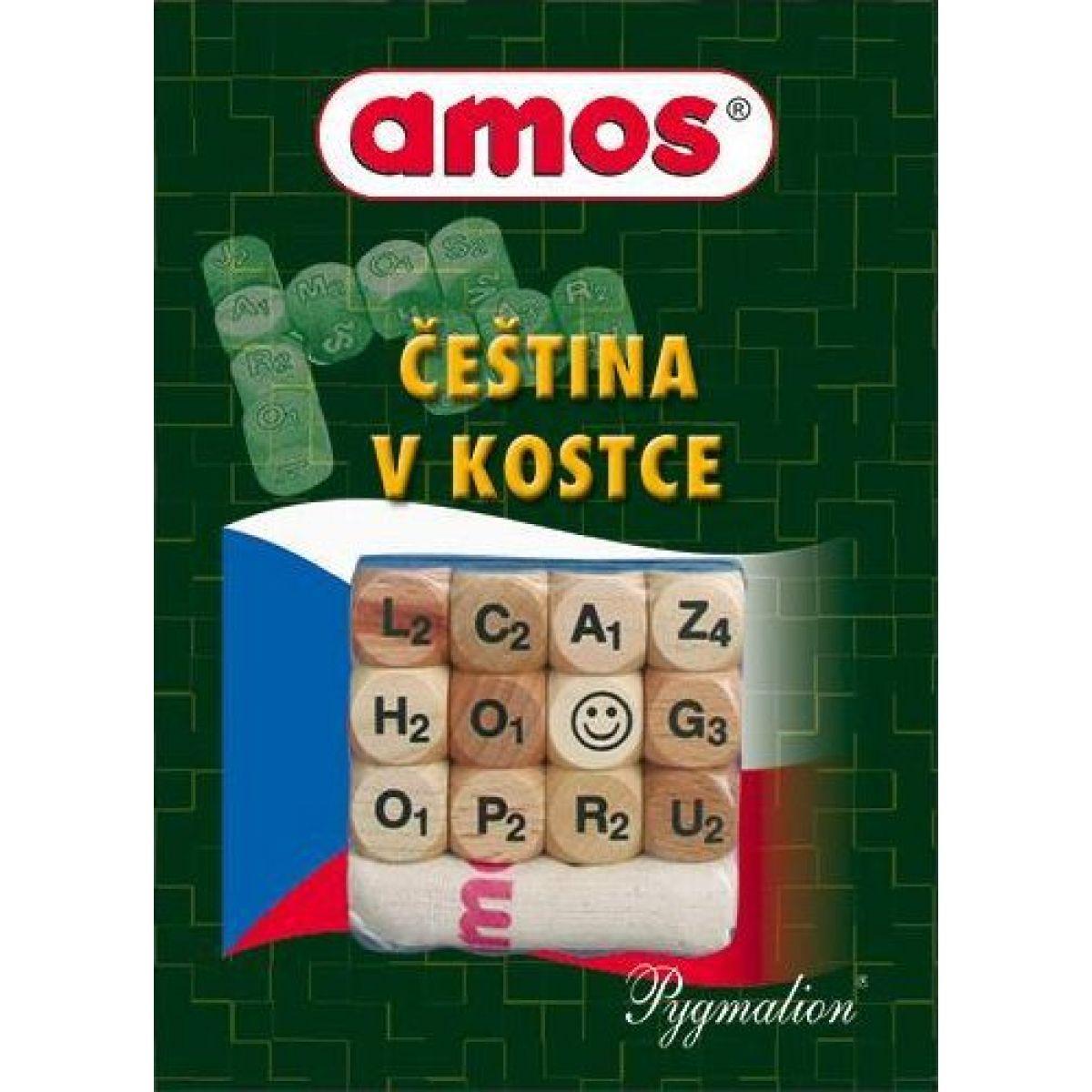 Amos Čeština v kostce