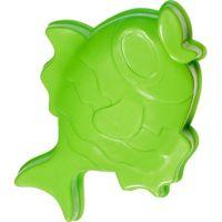 Androni Bábovičky Mořská zvířátka - Rybička zelená