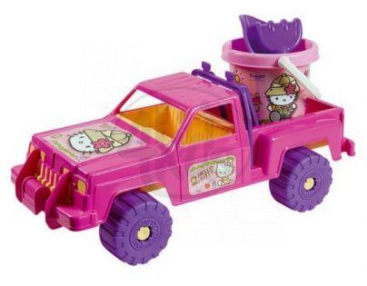 Androni Hello Kitty Auto a sada na písek