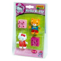 Androni Stavebnice mini set postavičky Hello Kitty