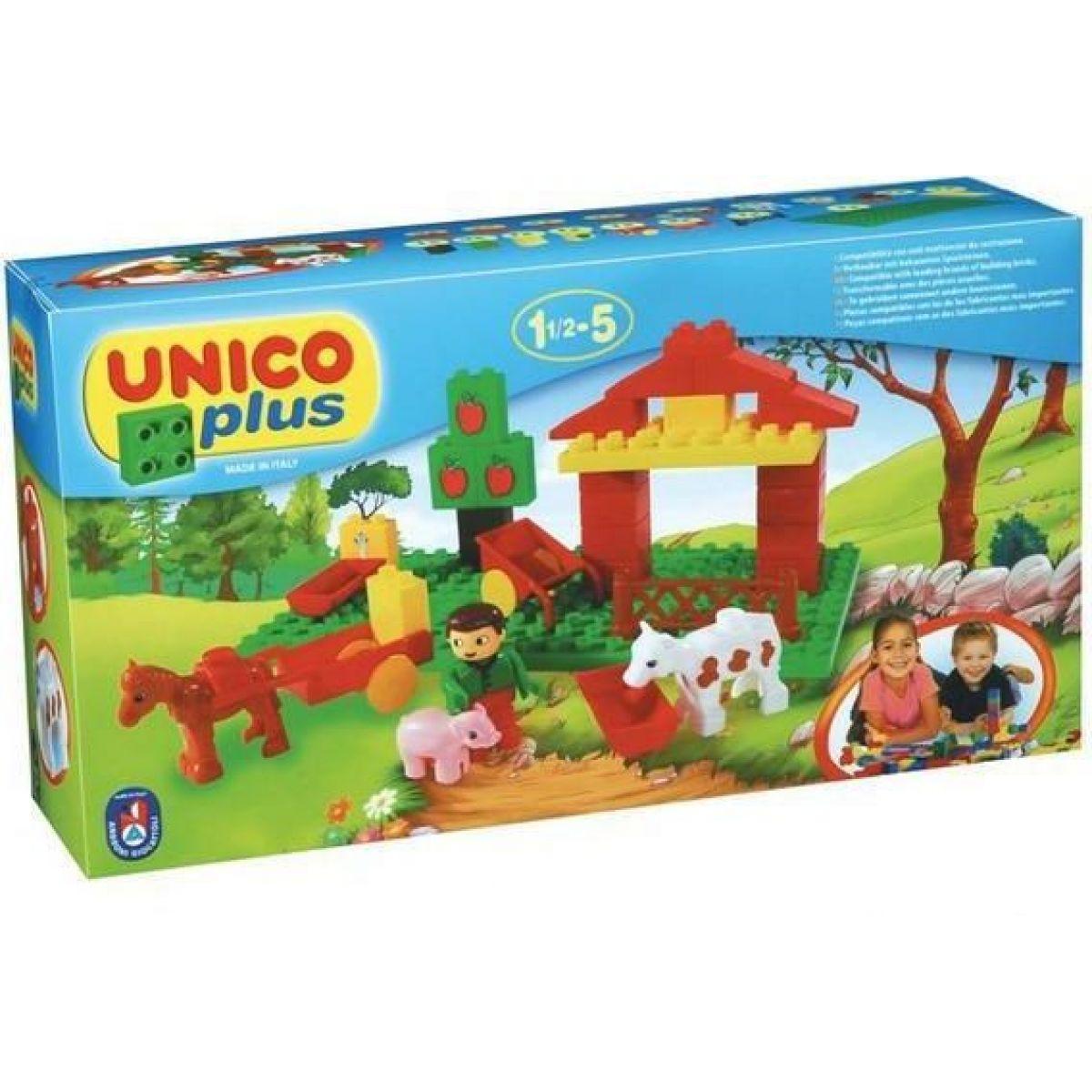 Androni Stavebnice Unico Farma
