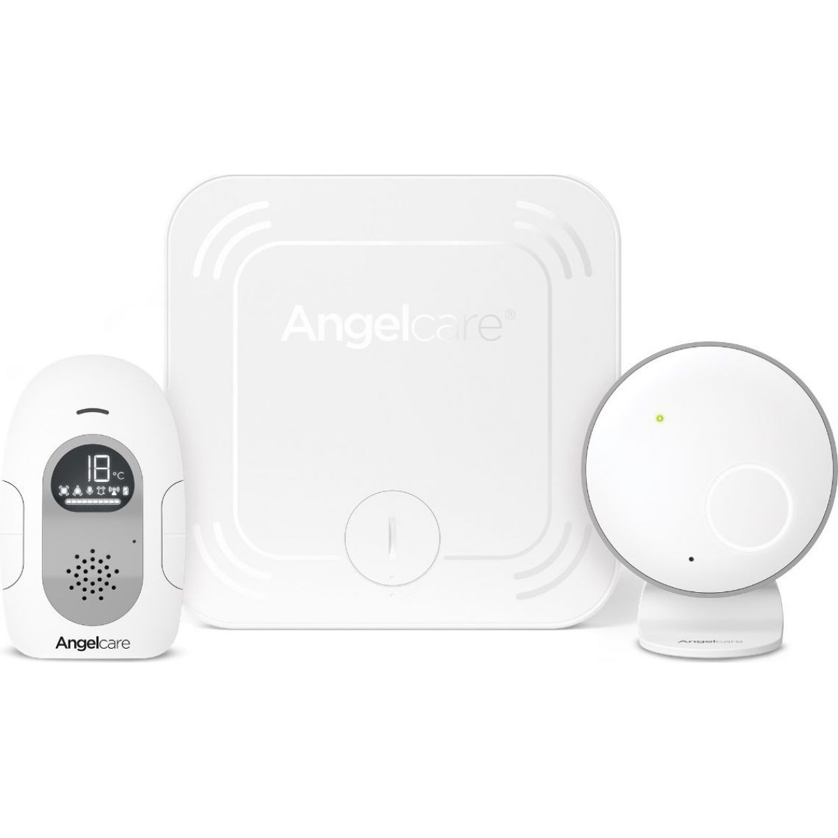 Angelcare AC127 Monitor pohybu dychu a elektronická audio pestúnka