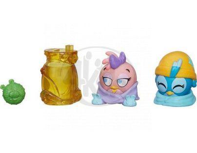 Hasbro Angry Birds figurky Telepods Stella s rampou - Luca a Poppy