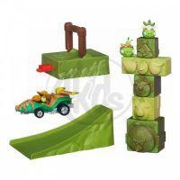 Hasbro Angry Birds Go sestřelte věž