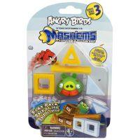 EP Line Angry Birds Mash´Ems Hrací sada - Prase zelené s knírem
