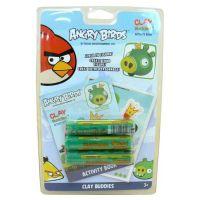 EP Line Angry Birds Modelína blistr pack