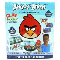 EP Line Angry Birds Modelína Starter pack