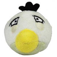 EP Line Angry Birds Plyšová násadka na tužku bílá