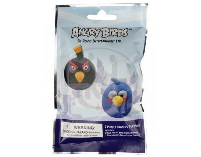 EPline 88827 - Angry Birds Puzzle guma 2-pack