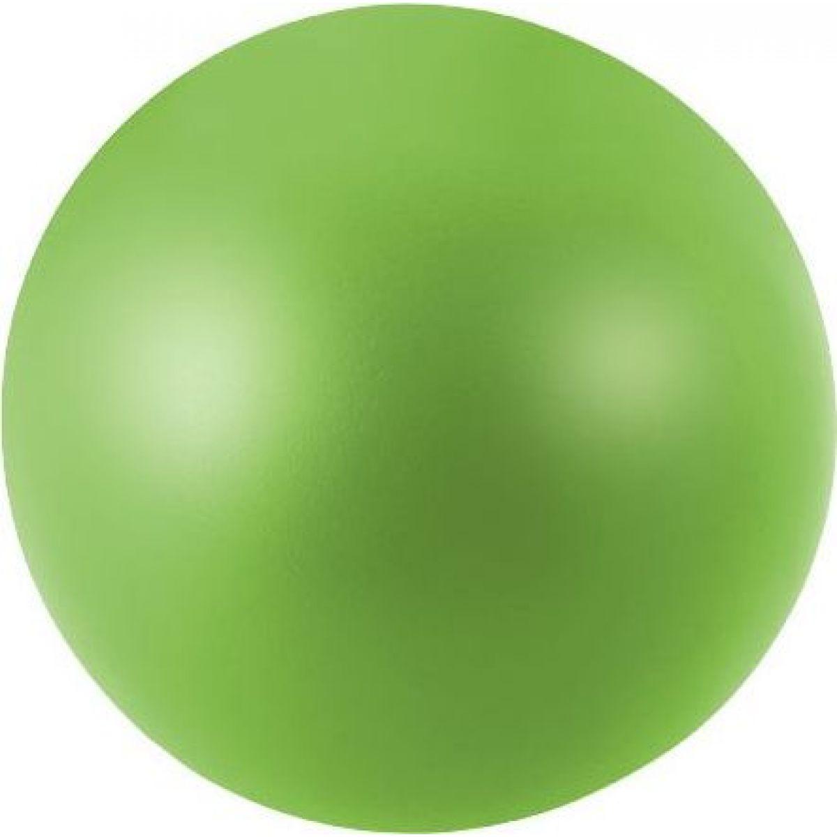 EP Line Antistresový míček 11 cm svítící ve tmě zelený
