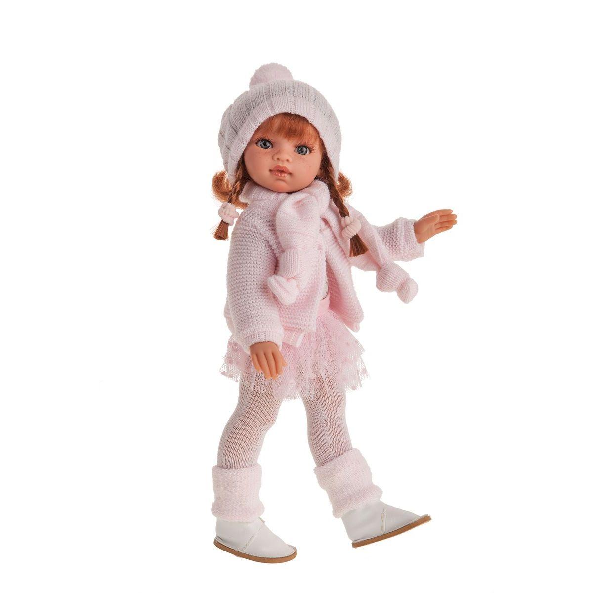 Antonio Juan 2585 Emily realistická panenka s celovinylovým tělem 33 cm