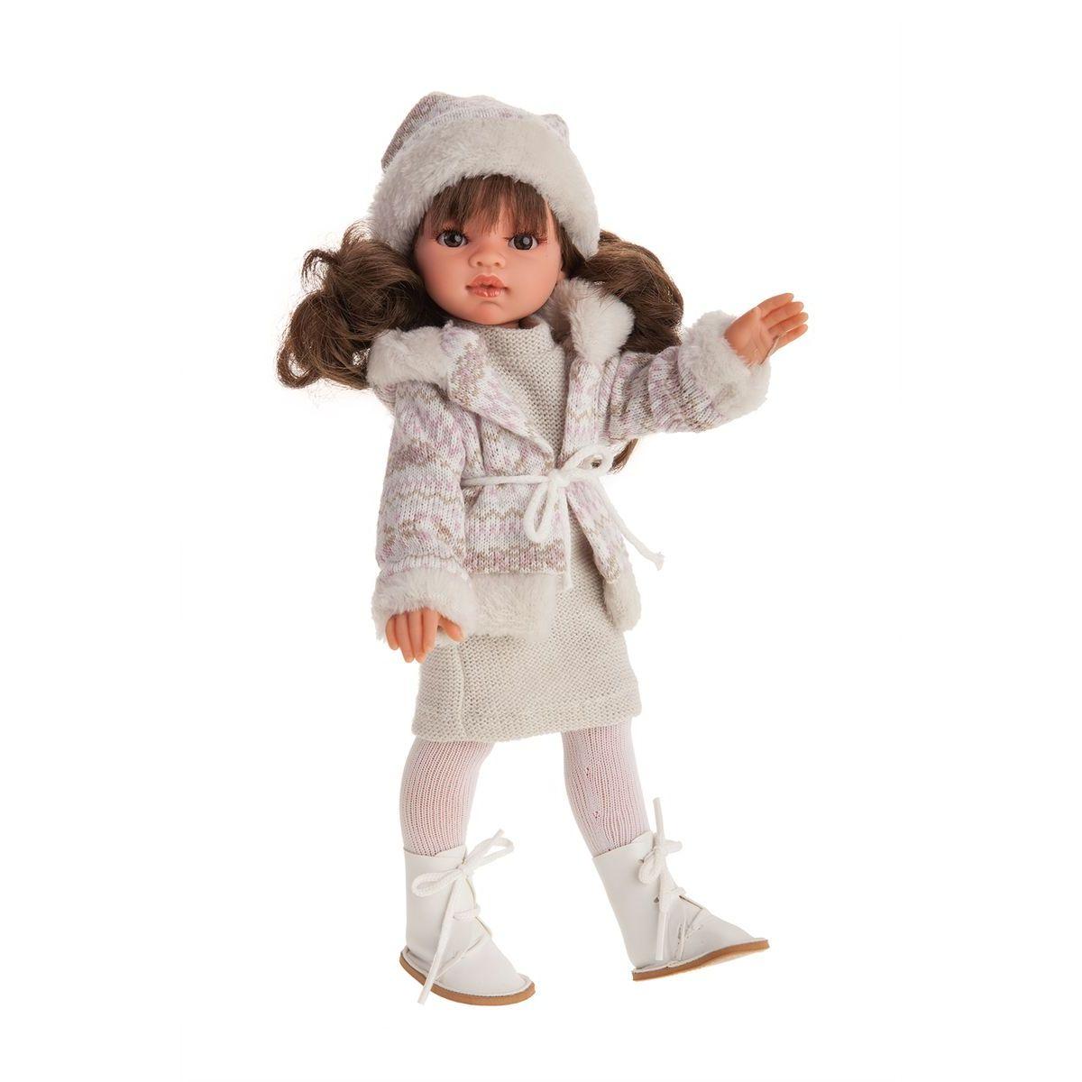 Antonio Juan 2592 Emily realistická panenka s celovinylovým tělem 33 cm