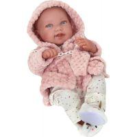 Antonio Juan 50153 Lea realistická panenka Miminko s celovinylovým tělem 42 cm