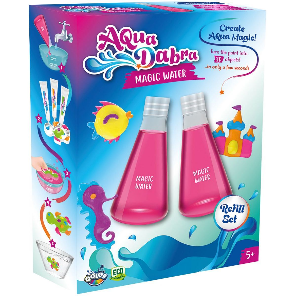AquaDabra 2ks Magic Water