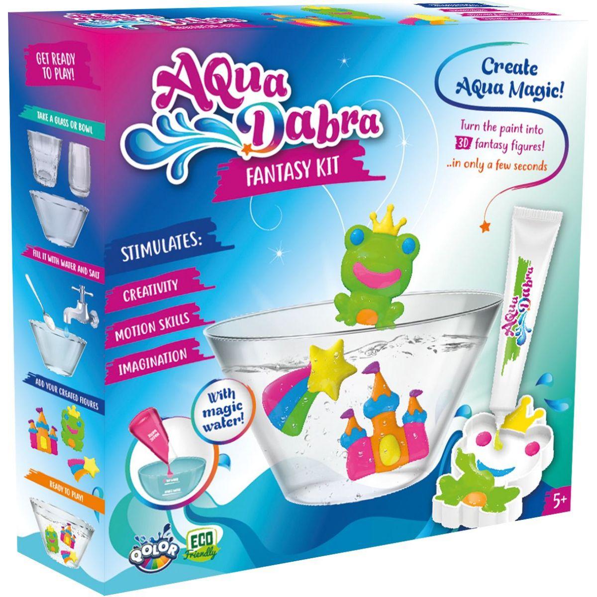 AquaDabra Fantasy set I.
