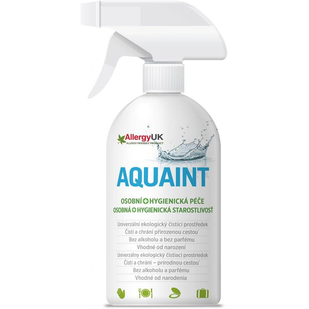 Aquaint ekologická čisticí voda 500 ml