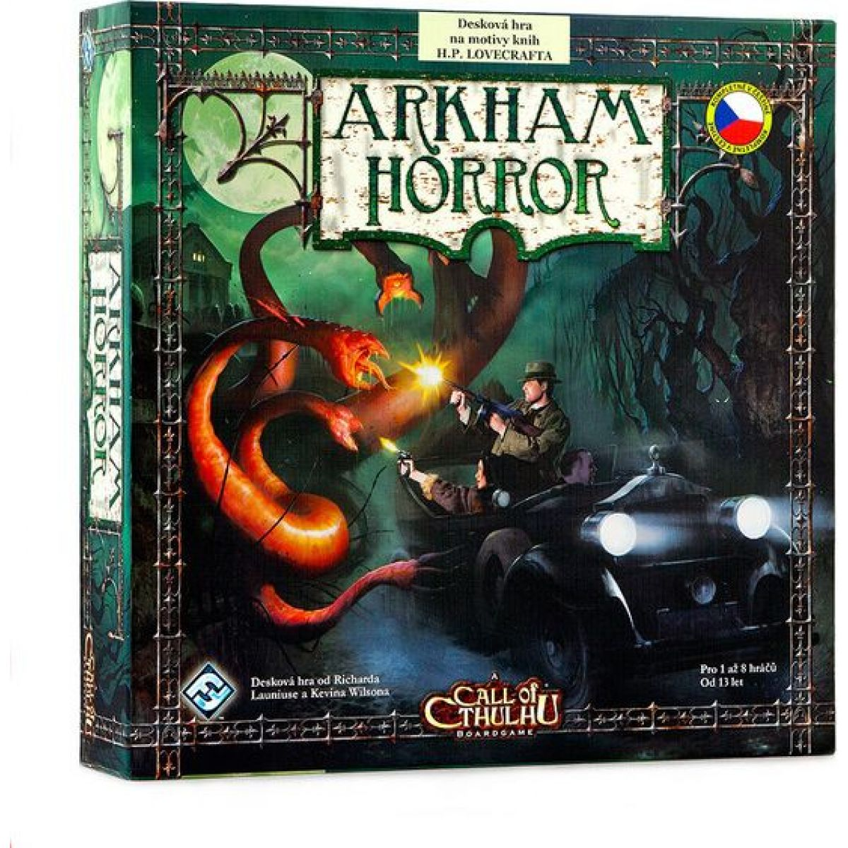 Black Fire Arkham Horror